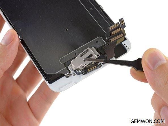 remove speaker holder