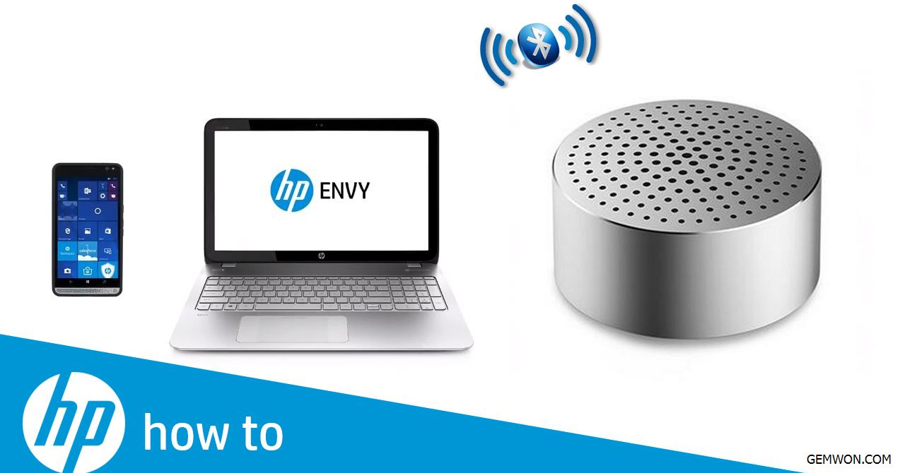 6 Ways Fix Laptop HP Bluetooth Speakers not Working