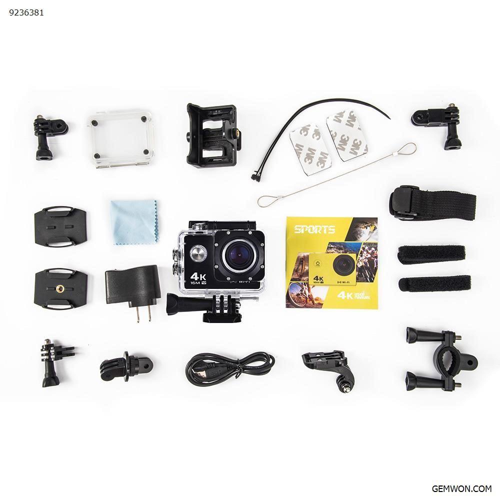 use 4k hd action camera